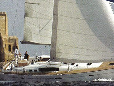 Cork Malt II sailing yacht available for charter