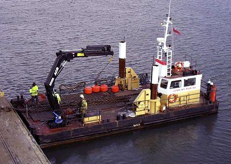 Buffalo utility vessel