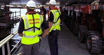 about Jenkins Marine