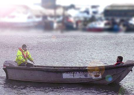 Alu-Dory workboat 5.5m
