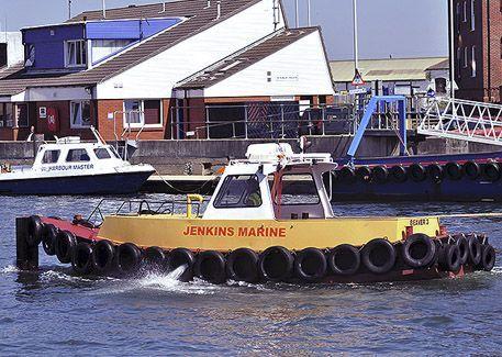 Beaver workboats
