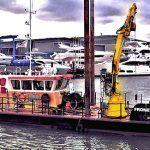 Multirole vessel Frome