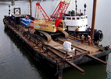Deck Cargo Barge JML36