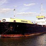 Hopper Barge Swanage