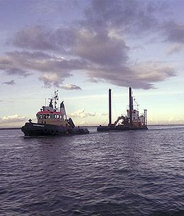 vessel charter handfast and-doreen dorward multicat
