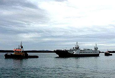 vessel charter