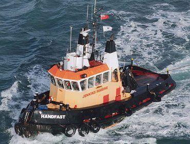 Handfast 15t bollard pull tugboat
