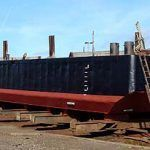 Deck Cargo Barge JML35