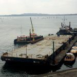 Deck cargo barge JML5014