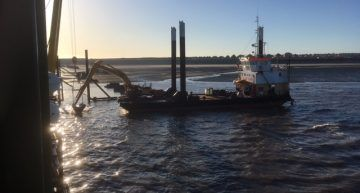 Anchorsholm Outfall Dredging