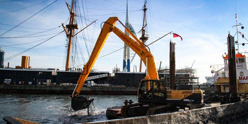 Dredging for History (Nov 2018)