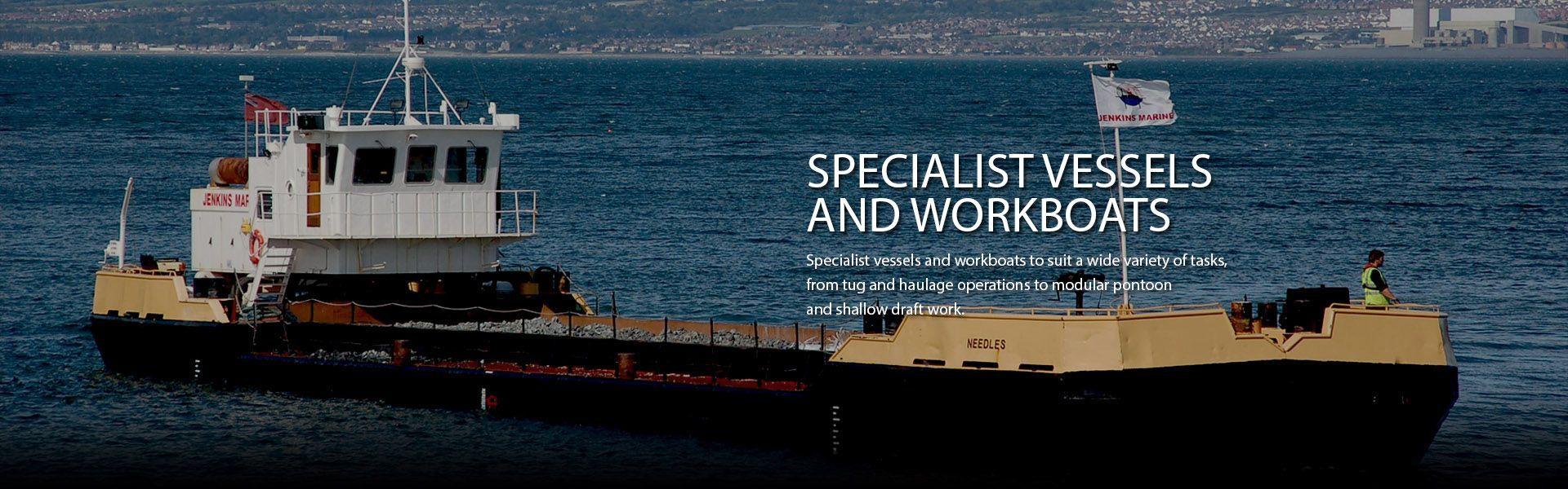 specialist marine services