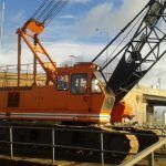 New Year New Gear Hitachi Crawler Crane