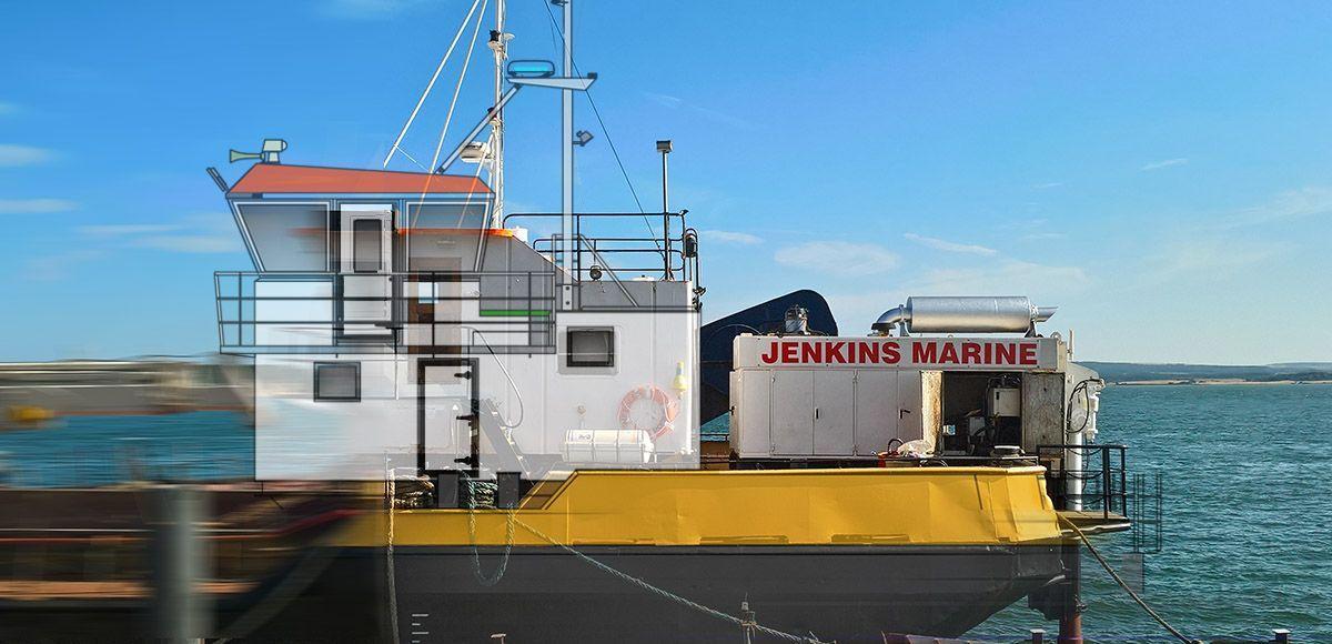 Hopper Barge Upgrade