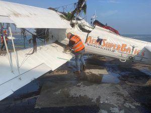 Buffalo workboat plane recovery